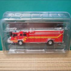 Macheta pompieri Pierce Quantum Heavy Rescue (2002) 1:80 DelPrado