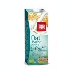 Lapte de Ovaz cu Calciu Bio Lima 1L Cod: 5411788043748