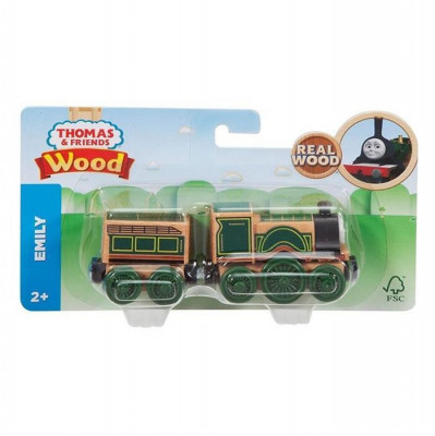 Jucarie Thomas And Friends Train Wood Emily foto