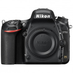 Aparat foto DSLR Nikon D750, 24.3MP, Body
