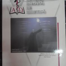 Revista Romana De Bioetica - Colectiv ,548360