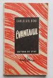 Carlo Goldoni - Evantaiul - Teatru (tiraj mic) - 1948