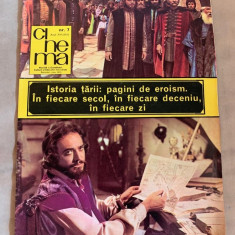 Revista Cinema nr 7 1975