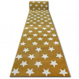 Traversa Sketch - FA68 aur și crem - Stea Stele, 100 cm
