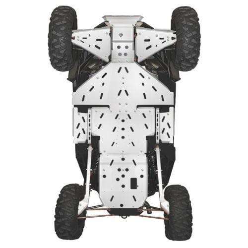 Scut Protectie Aluminiu Shark Skidplate Polaris RZR XP 1000 Turbo