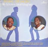 VINIL   Billy Eckstine & Sarah Vaughan – Passing Strangers  - VG+ -