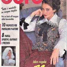 Burda revista de moda 52 tipare 10/93  (croitorie)