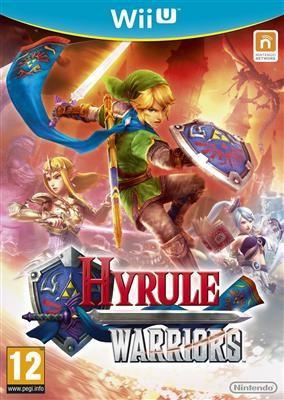 Hyrule Warriors Nintendo Wii U foto
