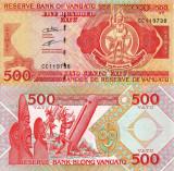 VANUATU 500 vatu ND (2011) UNC!!!