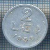 AX 733 MONEDA- ROMANIA - 2 LEI -ANUL 1951 -STAREA CARE SE VEDE