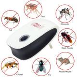 SET 2 Aparate anti Daunatori Ultrasonic pentru gandaci,muste,tantari,soareci, Anti-insecte, MyStyle