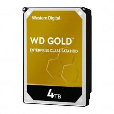 Hard disk server WD Gold 4TB SATA-III 3.5 inch 7200rpm 256MB