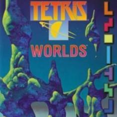 Joc PS2 Tetris Worlds