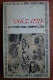 Lettres philosophiques ou lettres anglaises... / Voltaire