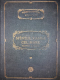 PARINTI SI SCRIITORI BISERICESTI 18 -SF. VASILE CEL MARE -ASCETICELE -PSB {1989}