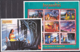 DB Disney  Guyana Pocahontas III MS + SS MNH