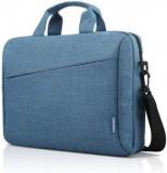 Geanta laptop Lenovo Casual Toploader T210, 15.6inch (Albastru)