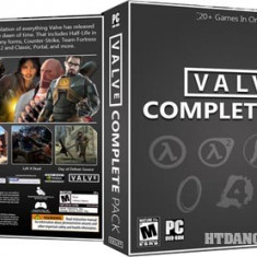 Valve Complete Pack PC