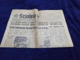 Cumpara ieftin ZIARUL  SCINTEIA  31 AUGUST 1973 VIZITA LUI CEAUSESCU IN CUBA