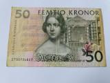 Suedia 50 Kronor-Model mai vechi