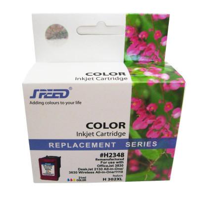 Cartus cerneala compatibil cu HP 302XL color foto