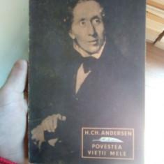 Povestea vietii mele – Andersen