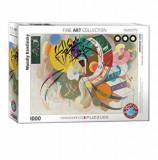 Cumpara ieftin Puzzle Eurographics - Vassily Kandinsky: Dominant Curve, 1000 piese