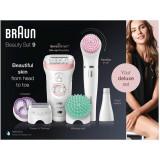 Epilator Braun Silk-epil 9-995 Beauty set