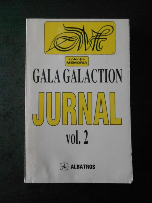 GALA GALACTION - JURNAL volumul 2