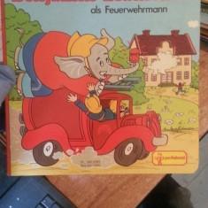 Benjamin Blumchen – als Feverwehramann