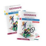 Geografie – manual clasa a IV-a | Manuela Popescu, Stefan Pacearca