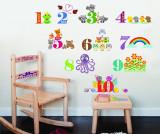 Sticker Animals Numbering