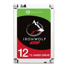 HDD intern, IronWolf 12TB, 3.5, SATA3, 7200rpm, 256MB