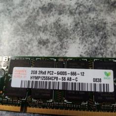DDR 2 Laptop 2 GB HYnyx 6400- 666