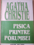 PISICA PRINTRE PORUMBEI de AGATHA CHRISTIE