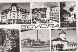 Bnk cp Govora - Vedere - circulata, Baile Govora, Printata