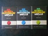Cumpara ieftin ERNEST STERE - DIN ISTORIA DOCTRINELOR MORALE 3 volume (1975, editie cartonata)