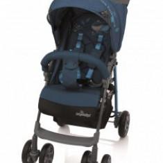 Carucior sport copii 6 luni-3 ani BabyDesign Mini Navy