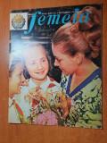 revista femeia septembrie 1973-articol femeile din galati,alba iulia ,sebes