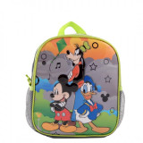 Cumpara ieftin Ghiozdan gradinita Mickey Mouse si Donald