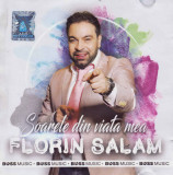 CD Manele: Florin Salam - Soarele din viata mea ( 2017, original, stare f.buna )