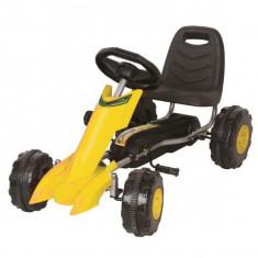 Kart C Piccolino galben
