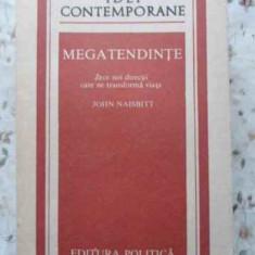 MEGATENDINTE - JOHN NAISBITT