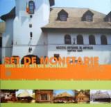 SET MONETARIE 80 de anI inaugurarea Muzeului Național al Satului