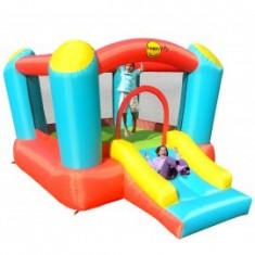 Happy Hop - Spatiu de joaca gonflabil pentru sarit Airflow
