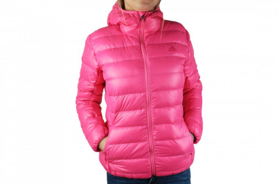 Jacheta sport Adidas W Light Down Jacket AB2461 pentru Femei foto