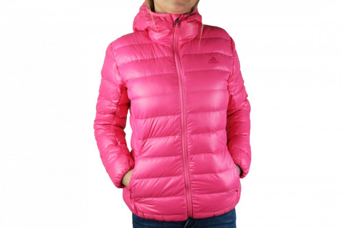 Jacheta sport Adidas W Light Down Jacket AB2461 pentru Femei