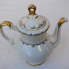 Ceainic din portelan german Mitterteich