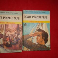 toate panzele sus 2 volume ilustrate /  cartonate - radu tudoran