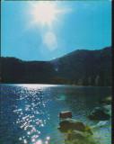 CPI B13280 CARTE POSTALA - BAILE TUSNAD. LACUL SFANTA ANA, Necirculata, Fotografie